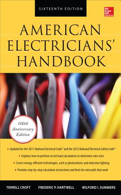 American Electricians Handbook By Summers, Wilford/ Hartwell, Frederic/ Croft, Terrell